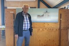 Douwe Boersma, schilderijen